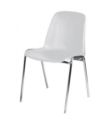 Chaise d'accueil coque